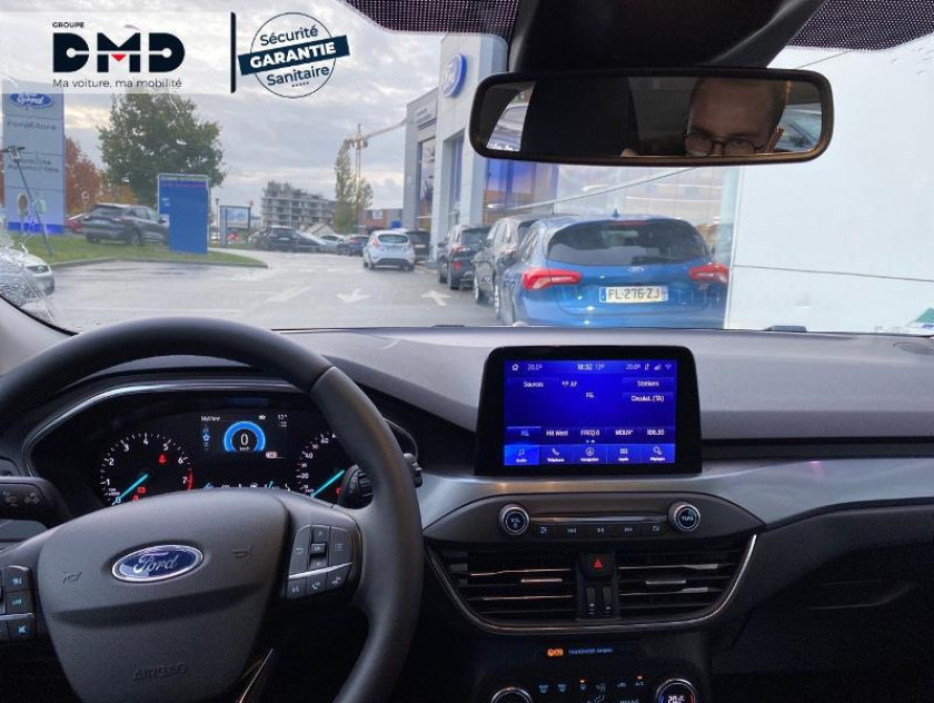 Ford Focus Active 1.0 Ecoboost 125ch 97g - Visuel #5