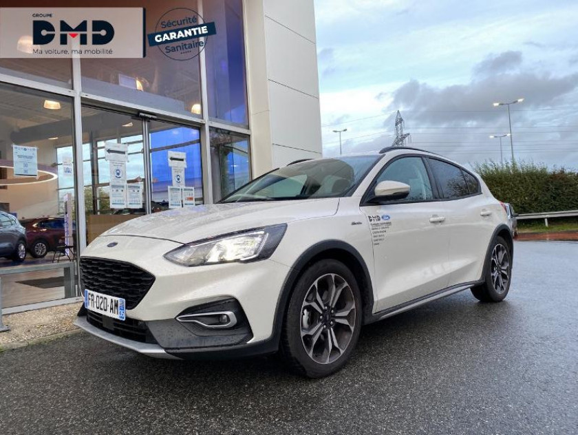 Ford Focus Active 1.0 Ecoboost 125ch 97g - Visuel #14