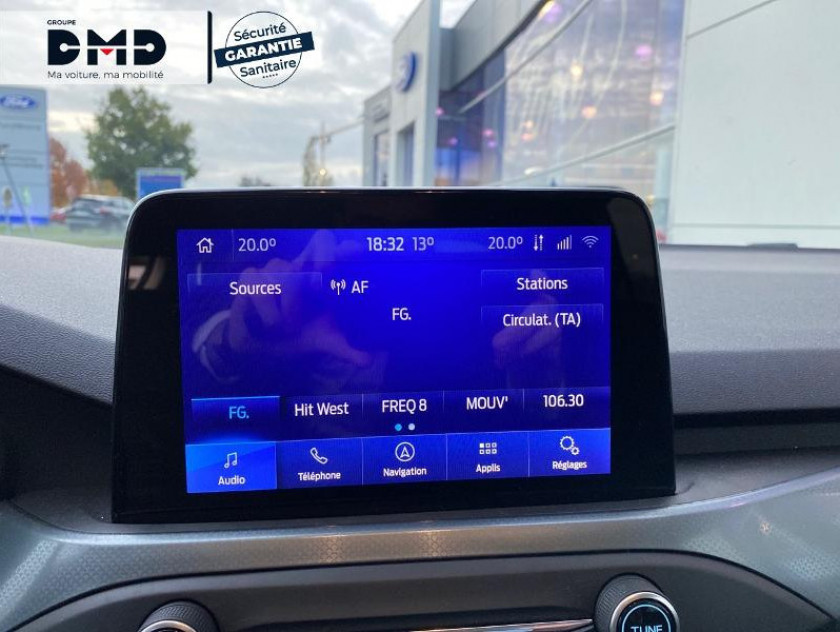 Ford Focus Active 1.0 Ecoboost 125ch 97g - Visuel #6