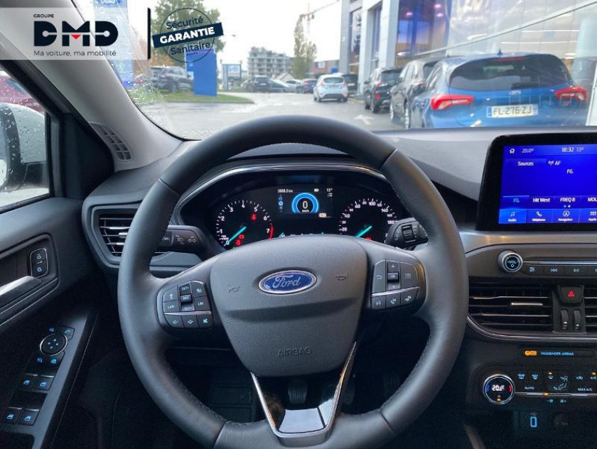 Ford Focus Active 1.0 Ecoboost 125ch 97g - Visuel #7