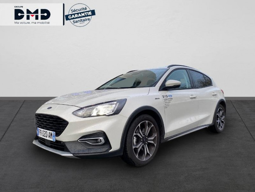 Ford Focus Active 1.0 Ecoboost 125ch 97g - Visuel #1