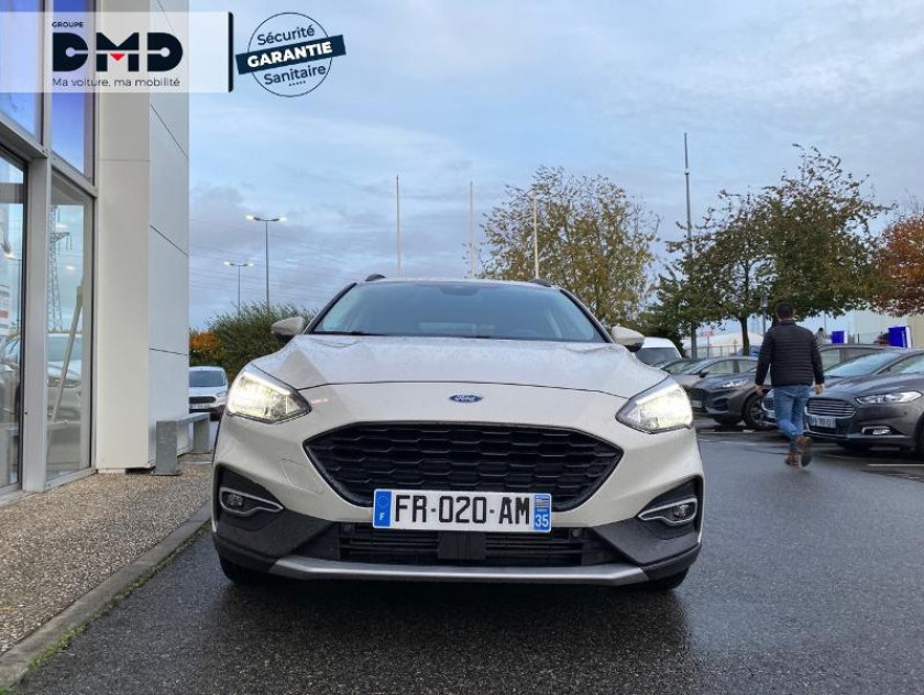 Ford Focus Active 1.0 Ecoboost 125ch 97g - Visuel #4