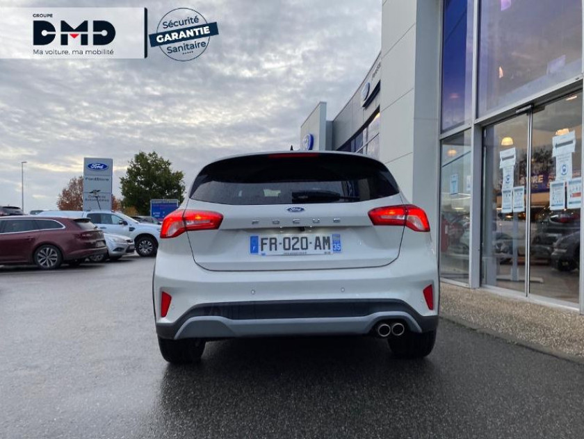 Ford Focus Active 1.0 Ecoboost 125ch 97g - Visuel #11