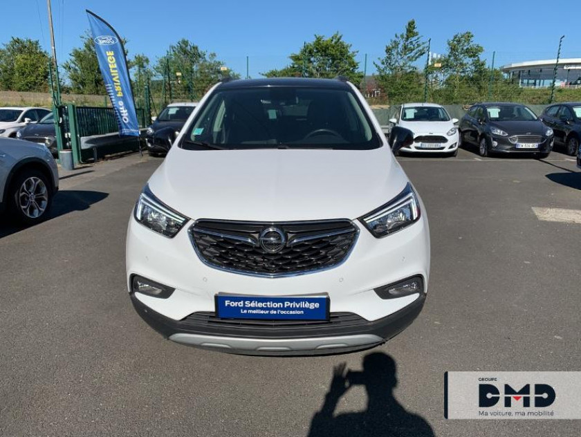 Opel Mokka 1.4 Turbo 140ch Color Edition Start&stop 4x2 - Visuel #4