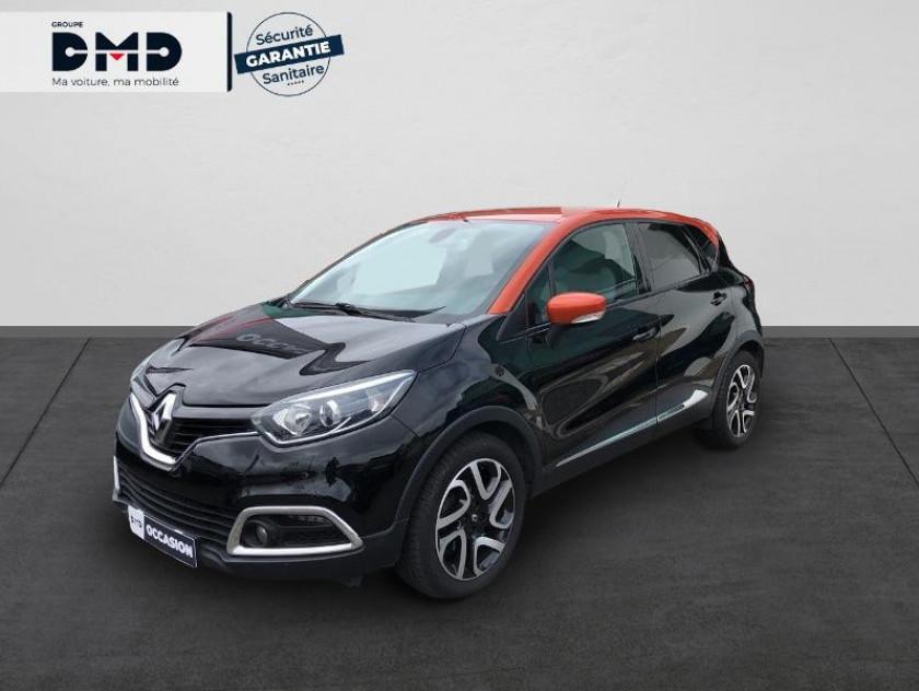 Renault Captur 1.5 Dci 90ch Intens Edc Eco² - Visuel #1
