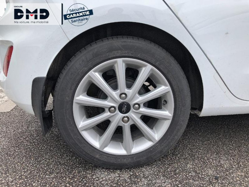 Ford Fiesta 1.5 Tdci 85ch Stop&start Titanium 5p Euro6.2 - Visuel #13