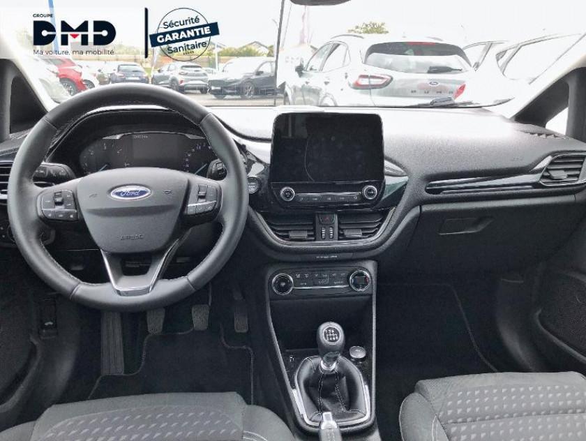 Ford Fiesta 1.5 Tdci 85ch Stop&start Titanium 5p Euro6.2 - Visuel #5