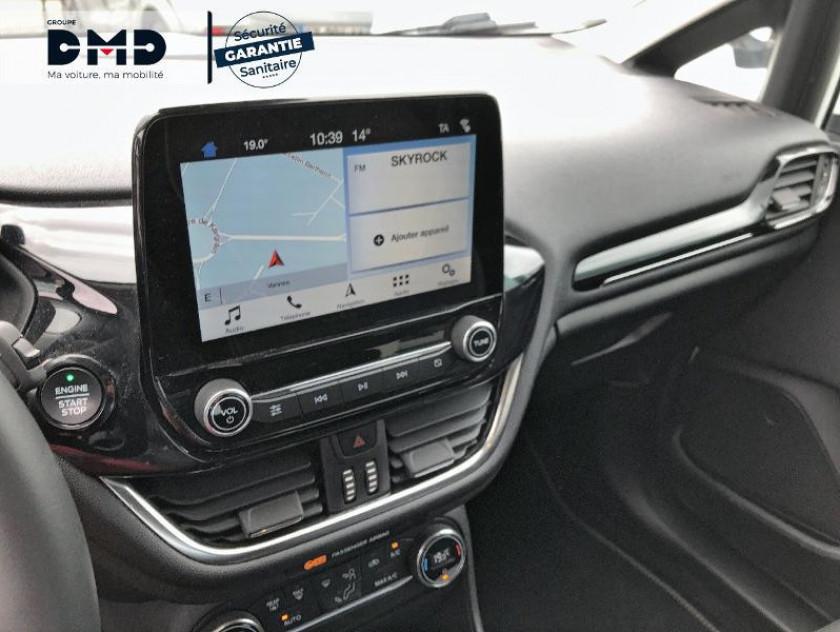 Ford Fiesta 1.5 Tdci 85ch Stop&start Titanium 5p Euro6.2 - Visuel #6