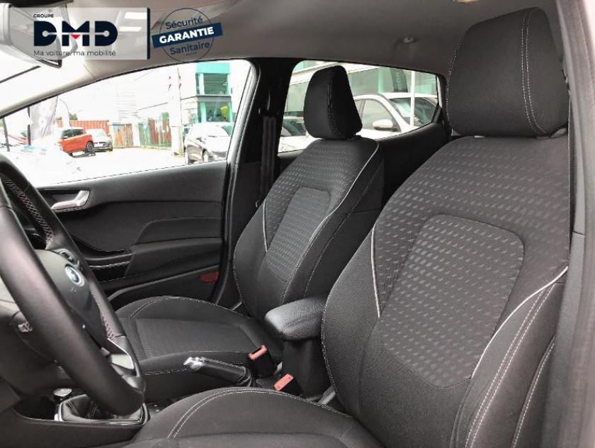 Ford Fiesta 1.5 Tdci 85ch Stop&start Titanium 5p Euro6.2 - Visuel #9