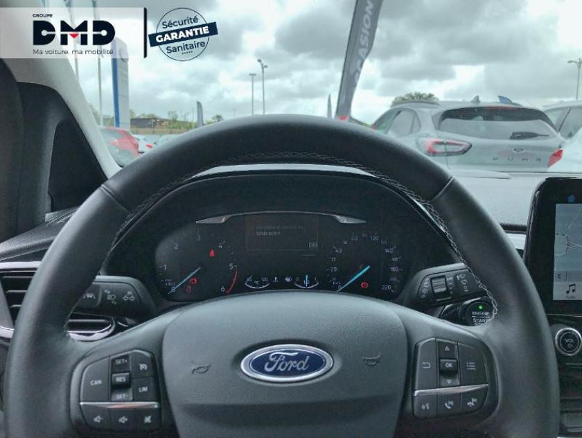 Ford Fiesta 1.5 Tdci 85ch Stop&start Titanium 5p Euro6.2 - Visuel #7