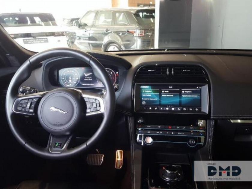 Jaguar F-pace 2.0d 180ch Limited R-sport Awd Bva8 - Visuel #5