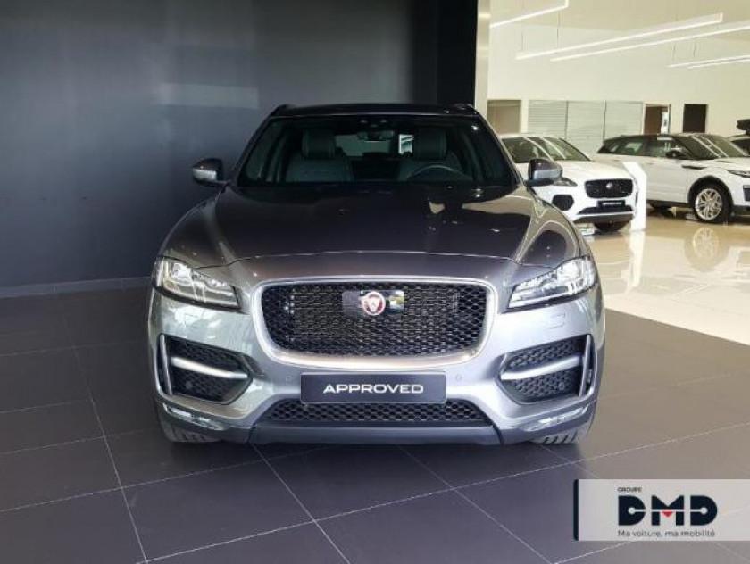 Jaguar F-pace 2.0d 180ch Limited R-sport Awd Bva8 - Visuel #4