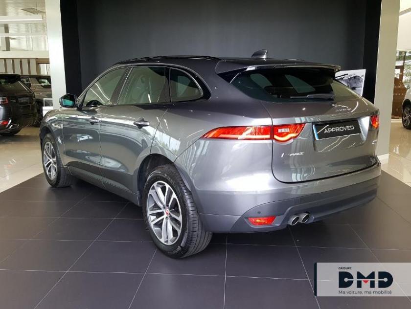 Jaguar F-pace 2.0d 180ch Limited R-sport Awd Bva8 - Visuel #3