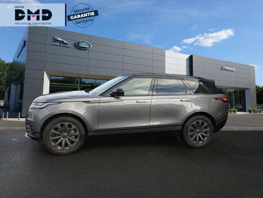 Land Rover Range Rover Velar 2.0d 240ch R-dynamic Se Awd Bva - Visuel #2