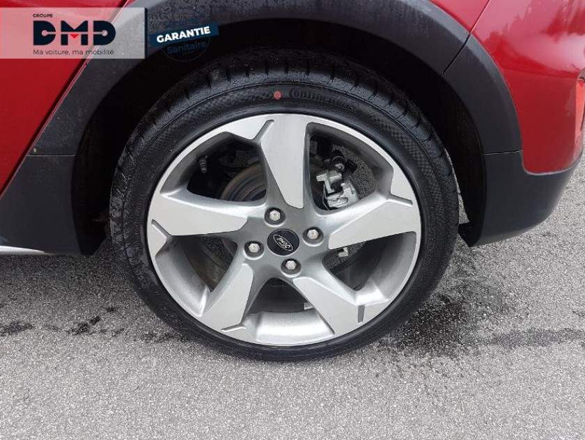 Ford Fiesta Active 1.5 Tdci 120ch S&s Pack Euro6.2 - Visuel #13