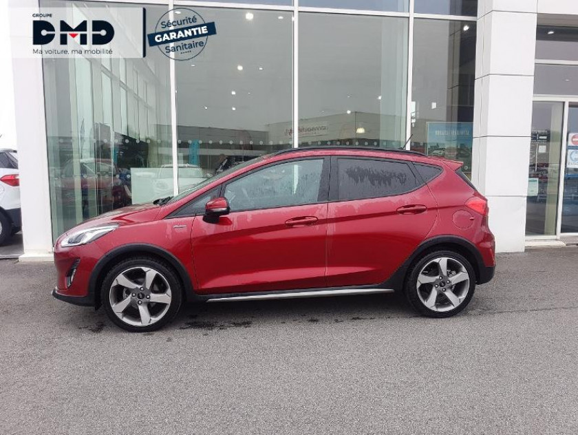 Ford Fiesta Active 1.5 Tdci 120ch S&s Pack Euro6.2 - Visuel #2