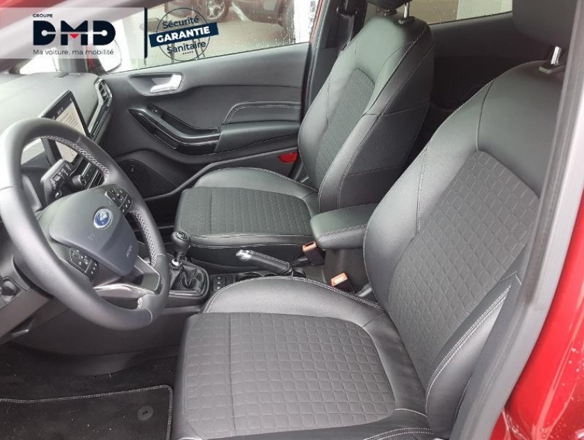 Ford Fiesta Active 1.5 Tdci 120ch S&s Pack Euro6.2 - Visuel #9
