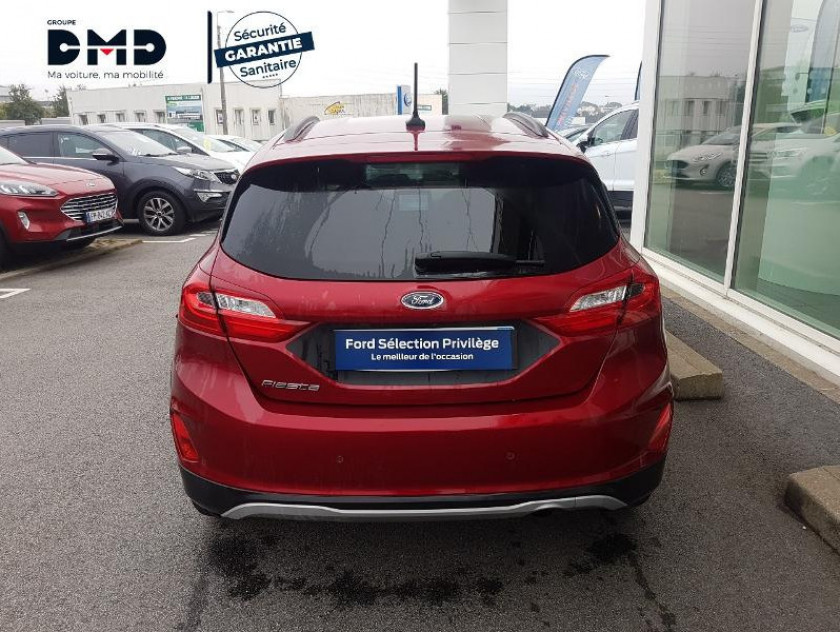 Ford Fiesta Active 1.5 Tdci 120ch S&s Pack Euro6.2 - Visuel #11