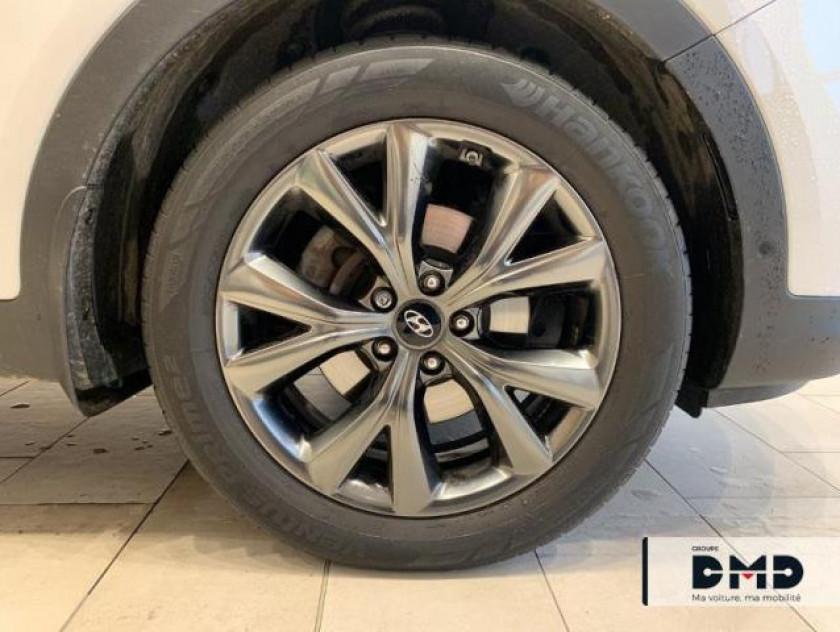 Hyundai Santa Fe 4x4 2.2 Crdi 200ch 4wd Executive Bva - Visuel #13