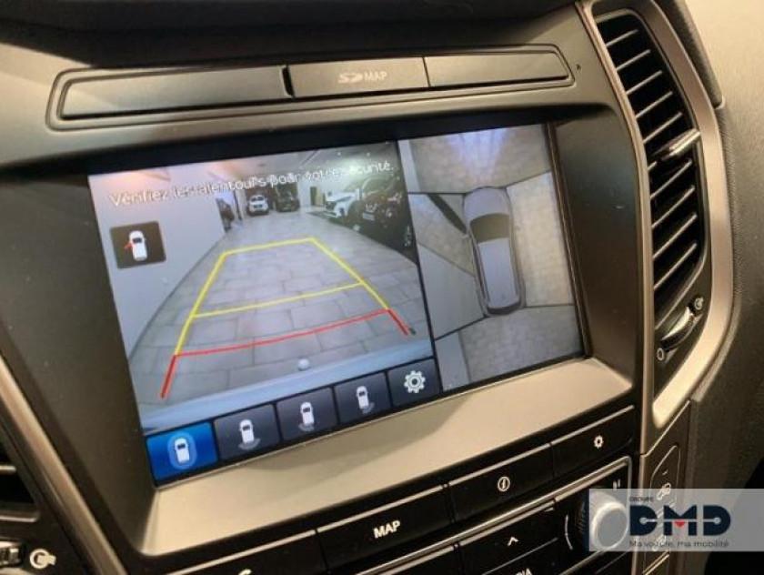 Hyundai Santa Fe 4x4 2.2 Crdi 200ch 4wd Executive Bva - Visuel #16