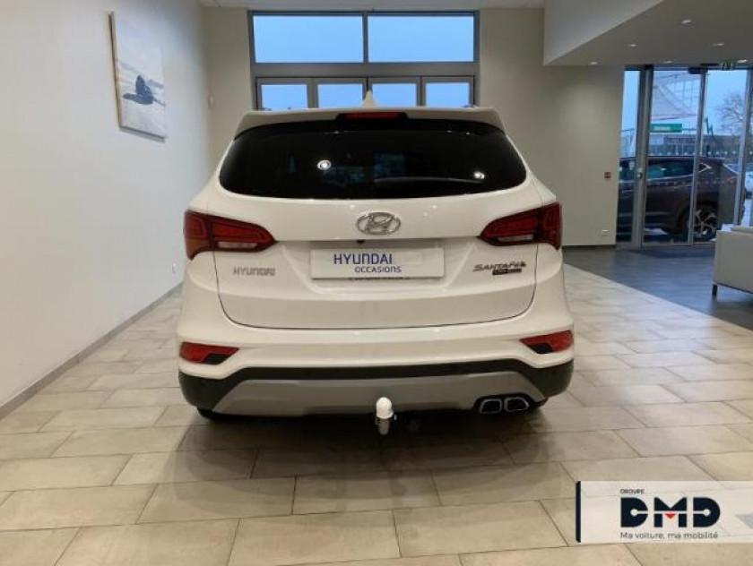 Hyundai Santa Fe 4x4 2.2 Crdi 200ch 4wd Executive Bva - Visuel #11