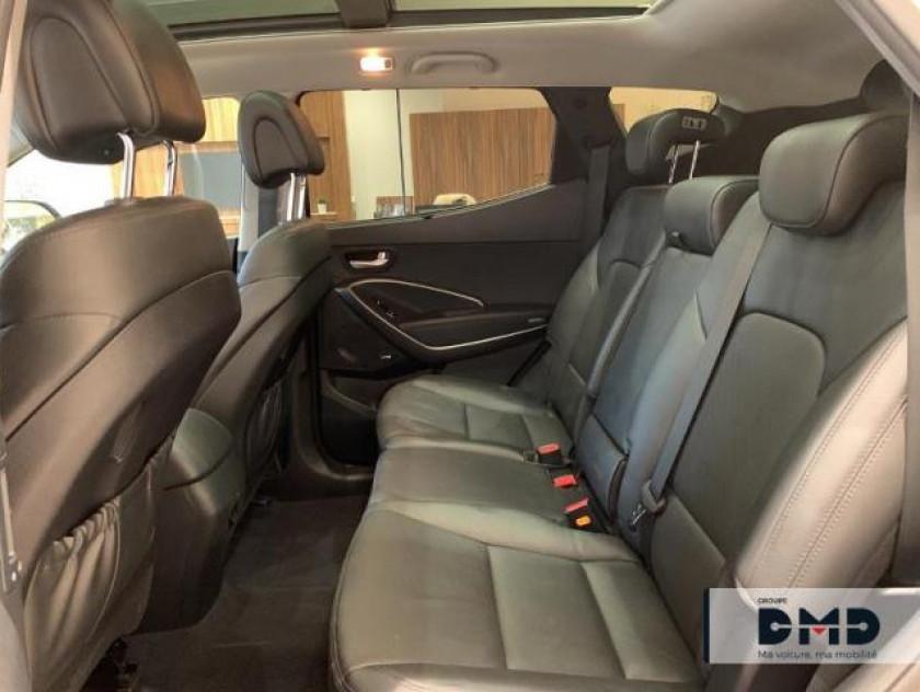 Hyundai Santa Fe 4x4 2.2 Crdi 200ch 4wd Executive Bva - Visuel #10