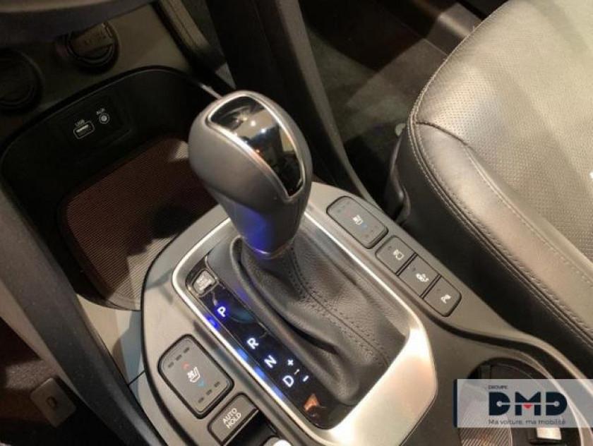 Hyundai Santa Fe 4x4 2.2 Crdi 200ch 4wd Executive Bva - Visuel #8
