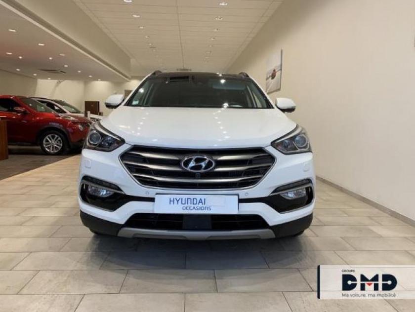 Hyundai Santa Fe 4x4 2.2 Crdi 200ch 4wd Executive Bva - Visuel #4