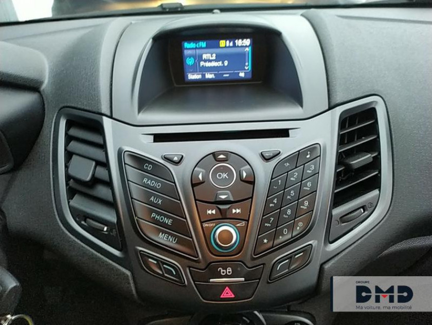 Ford Fiesta 1.0 Ecoboost 100ch Stop&start Edition 5p - Visuel #13