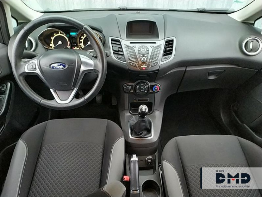 Ford Fiesta 1.0 Ecoboost 100ch Stop&start Edition 5p - Visuel #12