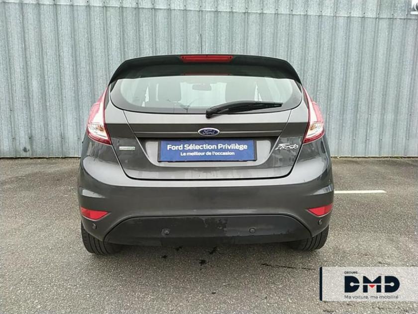 Ford Fiesta 1.0 Ecoboost 100ch Stop&start Edition 5p - Visuel #17