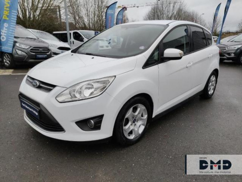 Ford C-max 1.0 Scti 125ch Ecoboost Stop&start Trend - Visuel #14