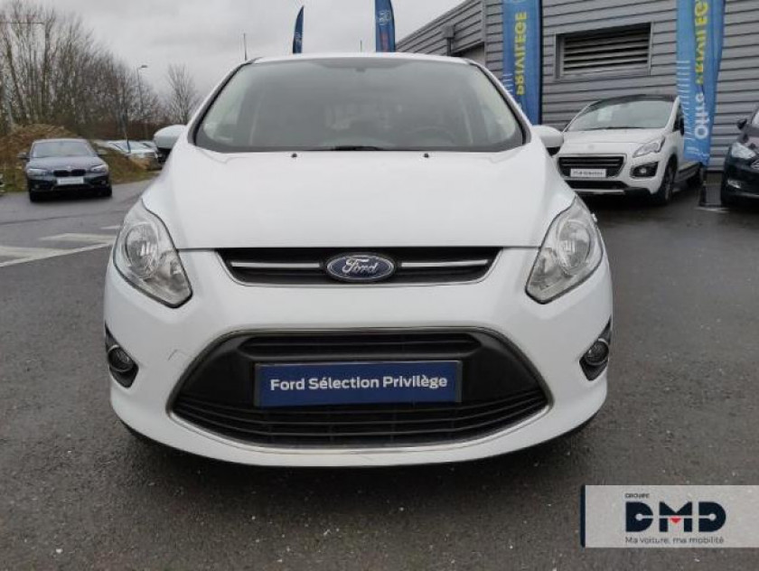 Ford C-max 1.0 Scti 125ch Ecoboost Stop&start Trend - Visuel #4