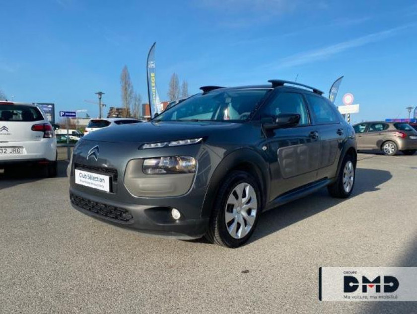 Citroen C4 Cactus Bluehdi 100 Business - Visuel #14
