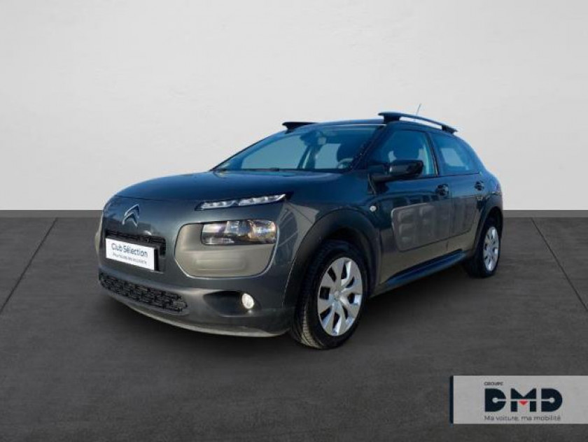 Citroen C4 Cactus Bluehdi 100 Business - Visuel #1