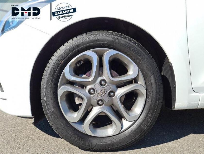 Hyundai I20 1.2 84ch Intuitive Euro6d-t Evap - Visuel #13