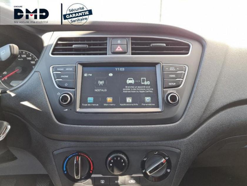 Hyundai I20 1.2 84ch Intuitive Euro6d-t Evap - Visuel #6