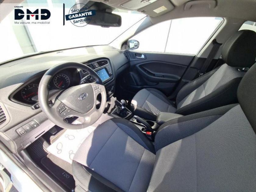 Hyundai I20 1.2 84ch Intuitive Euro6d-t Evap - Visuel #14