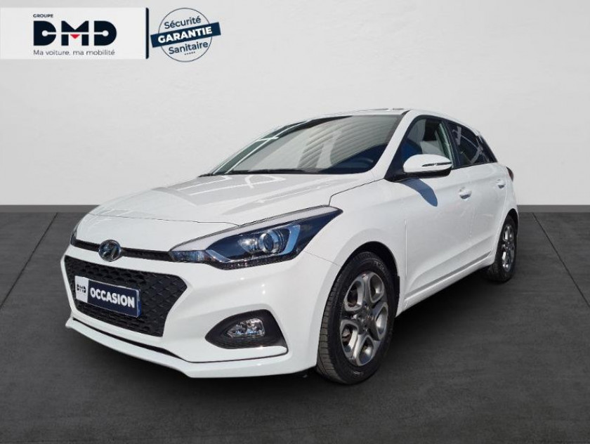 Hyundai I20 1.2 84ch Intuitive Euro6d-t Evap - Visuel #1