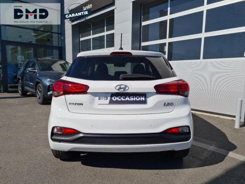 Hyundai I20 1.2 84ch Intuitive Euro6d-t Evap - Visuel #11