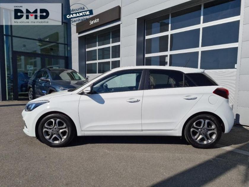 Hyundai I20 1.2 84ch Intuitive Euro6d-t Evap - Visuel #2