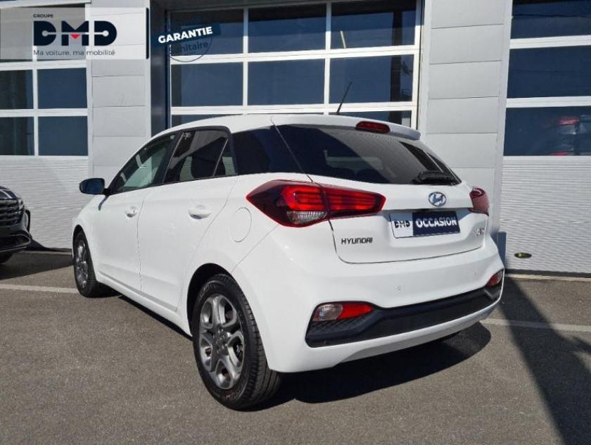 Hyundai I20 1.2 84ch Intuitive Euro6d-t Evap - Visuel #3