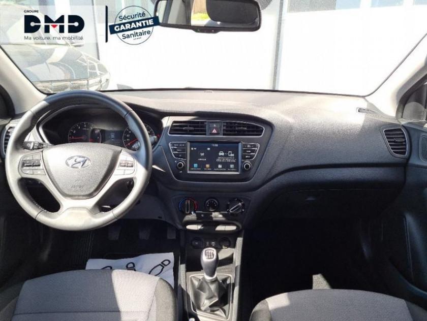 Hyundai I20 1.2 84ch Intuitive Euro6d-t Evap - Visuel #5