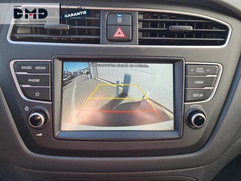 Hyundai I20 1.2 84ch Intuitive Euro6d-t Evap - Visuel #15