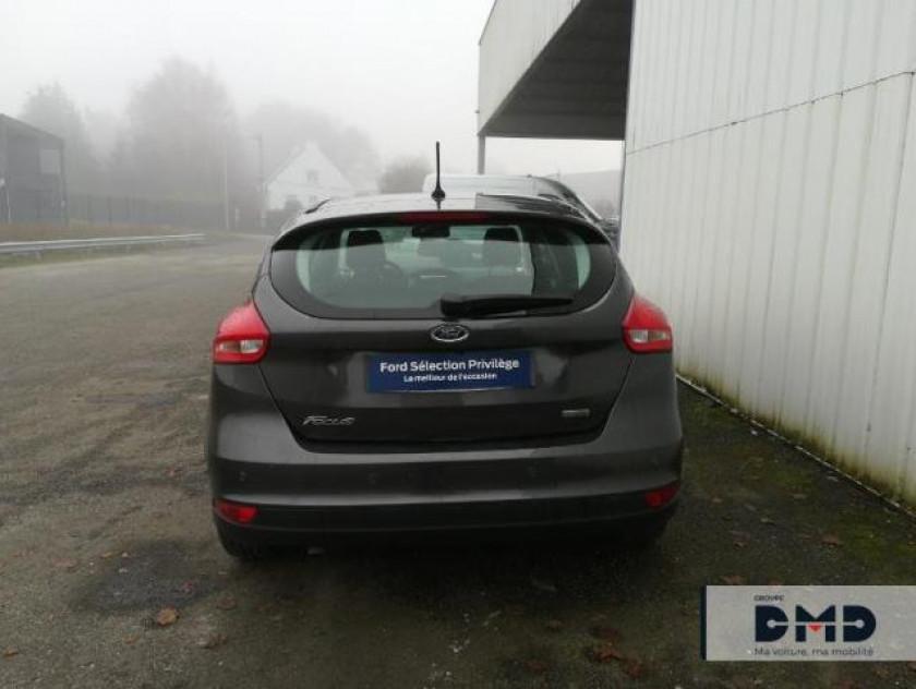 Ford Focus 1.0 Ecoboost 100ch Stop&start Titanium - Visuel #11