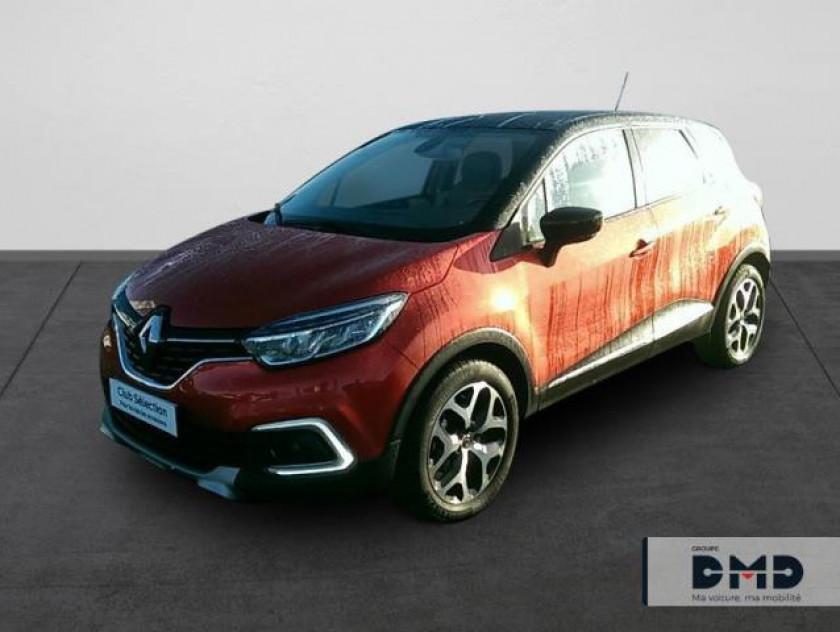 Renault Captur 1.2 Tce 120ch Energy Intens - Visuel #1