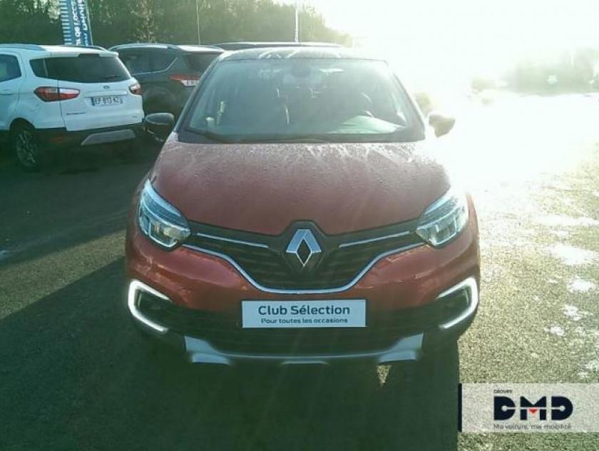 Renault Captur 1.2 Tce 120ch Energy Intens - Visuel #4