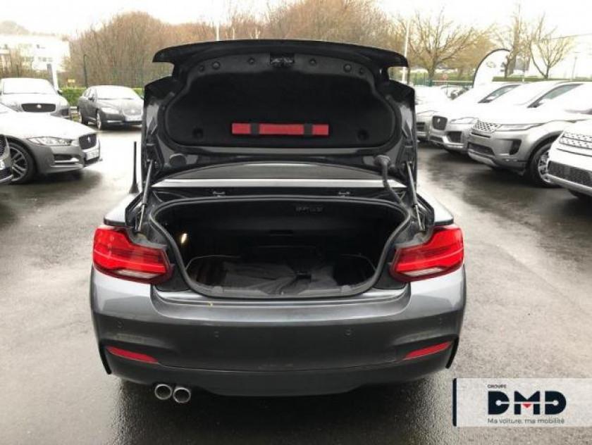 Bmw Serie 2 Cabriolet 230ia 252ch M Sport - Visuel #12