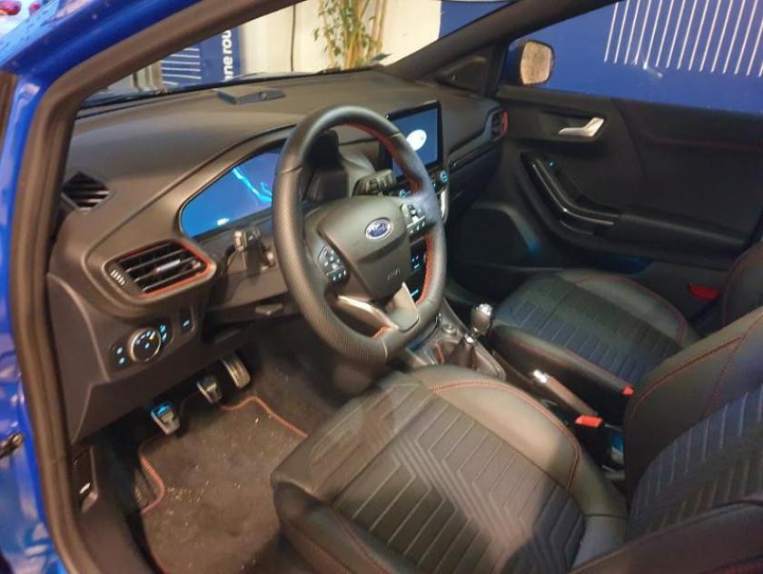 Ford Puma 1.0 Ecoboost 125ch Mhev St-line X 6cv - Visuel #11