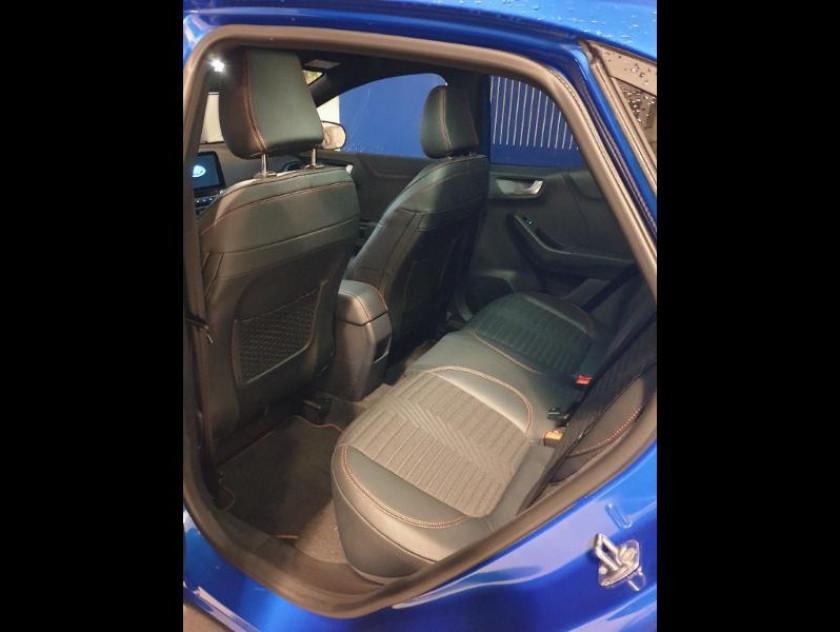 Ford Puma 1.0 Ecoboost 125ch Mhev St-line X 6cv - Visuel #12